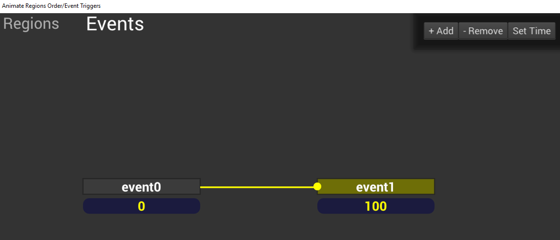 Unreal engine c runtimes creature events are added at the current timeframe you are on in the animation ue4 malvernweather Images